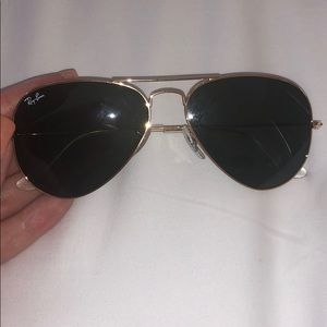 FINAL OFFER. NWOT Authentic Ray Bans